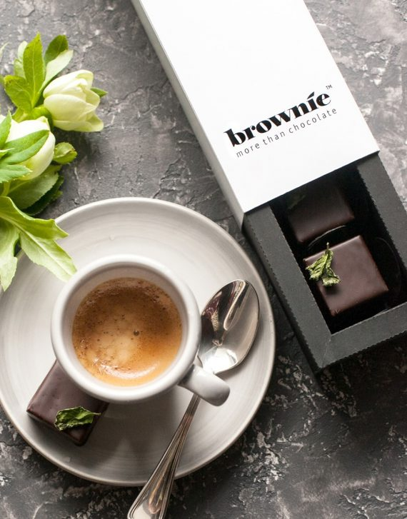 Brownie женский набор конфет