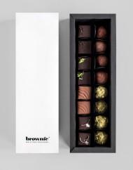 Brownie. Набор из 16 конфет
