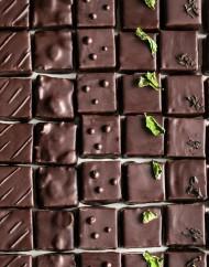 Brownie. Набор из конфет. Пралине